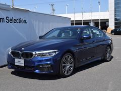 BMW523d Mスポーツ ハイラインパッケージ  デモカー