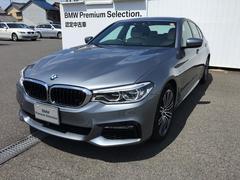 BMW523i Mスポーツ ハイライン デモカー