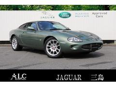 ジャガーXKR V8 4000CC 375PS 4人乗り