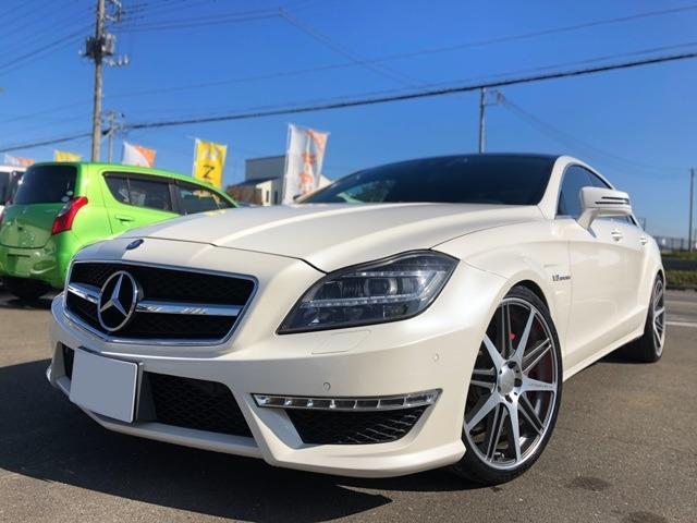 CLS63 AMG パフォーマンスパッケージ カールソンAW