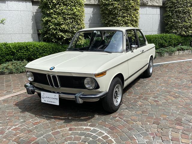 BMW 2002TIi ディーラー車 左ハンドル