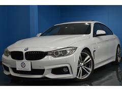 BMW435iグランクーペ Mスポーツ ACC サンR 2年保証