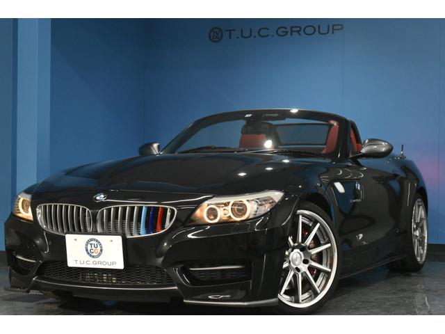 BMW sDrive35is 電動OP 7速DCT 赤革 2年保証
