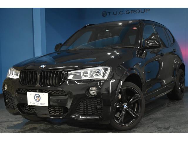 X3(BMW) ブラックアウト 中古車画像