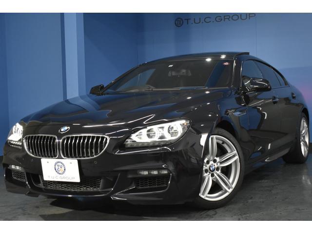 BMW 640iグランクーペMスポ サンルーフ LEDヘッド2年保証