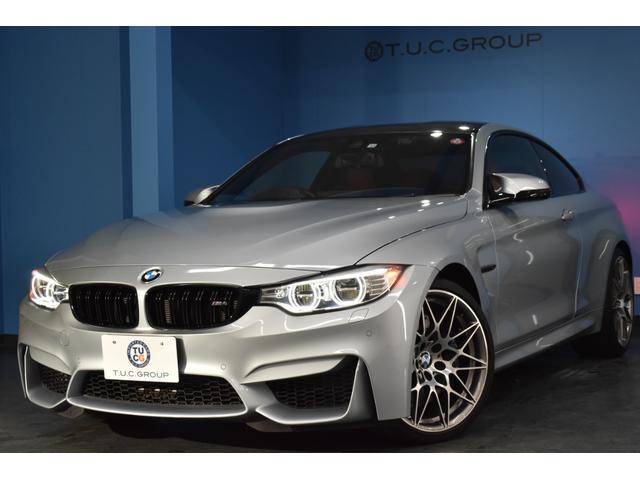 BMW M4クーペ コンペティションP カーボンルーフ 2年保証
