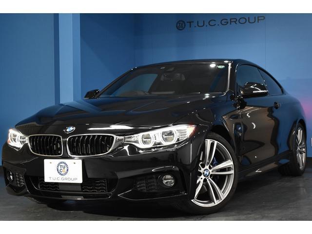 BMW 4シリーズ 420iクーペ Mスポーツ 期間限定特別価格にてご案内中! 追従ACC LEDヘッドライト Mスポーツブレーキ 19AW 衝突軽減B 車線逸脱&歩行車警告 フルセグBカメラ パドルシフト タッチパッドiドライブ 2年保証