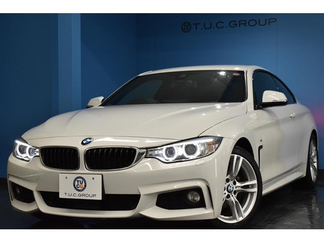 BMW 4シリーズ 420iクーペ Mスポーツ 追従ACC 車線変更 2年保証