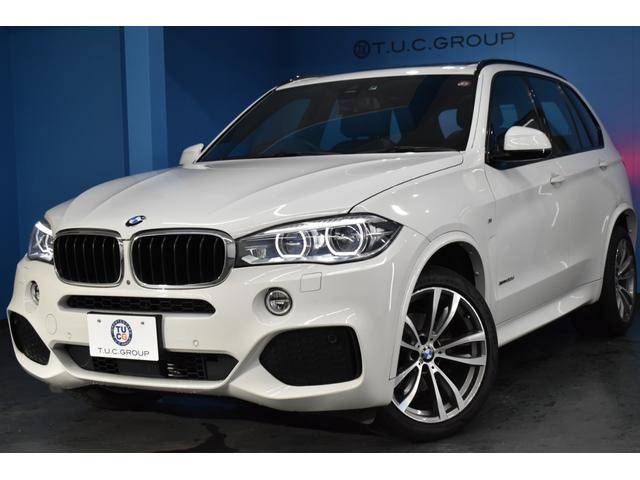 BMW X5 xDrive 35d Mスポーツ セレクトP パノラマサンR 追従ACC レーンチェンジ警告 衝突軽減B 車線逸脱&歩行者警告 全席シートヒーター黒革 アダプティブLED/H&フォグ 全周囲カメラ 20AW 2年保証