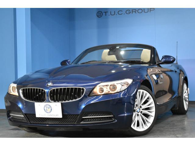BMW sDrive23i ハイラインパッケージ 直6 電動OP ウィンドディフレクター 直6 ヒーター付ベー革 パドルS 18インチAW 1オーナー リング付キセノン ウッドパネル iドライブ Mサーバー ドラパフォ 2年保証