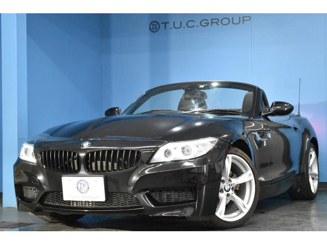 BMW sDrive20i Mスポーツ デザインピュアトラクションパッケージ 専用ヒーター付ハーフレザースポーツシート アルカンターラオレンジドアトリム 電動オープン LEDポジション付キセノン 18AW パドルシフト フルセグ 2年保証