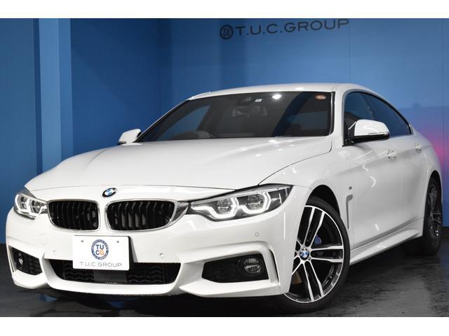 BMW 420iグランクーペ イン スタイル スポーツ LCI後期300台限定車 ファストトラックP 追従ACC HUD 車線変更警告 ヒーター付黒革 液晶メーター ヘキサゴナルLED/H&テール タッチパネルナビ 可変Mサス Mスポーツブレーキ 2年保証