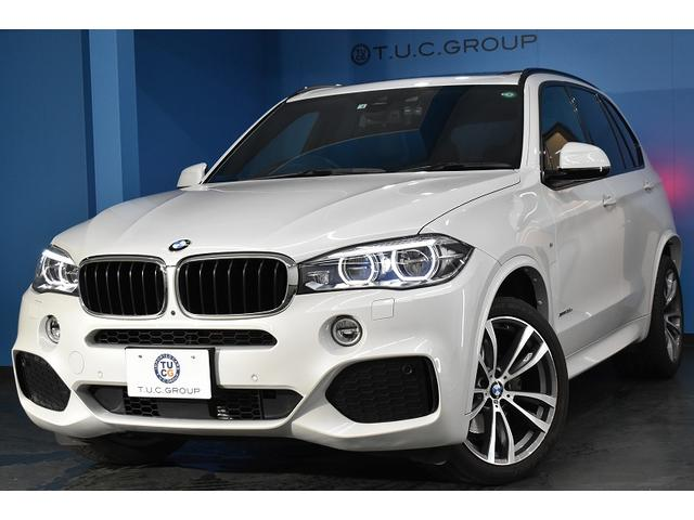 BMW xDrive 35d Mスポーツ セレクトP パノラマサンR 全席ヒーター付茶革 追従ACC 車線変更&逸脱&歩行者警告 LEDヘッドライト ソフトクローズドア 360度カメラ 20AW フルセグ 電動Rゲート 1オーナー 2年保証
