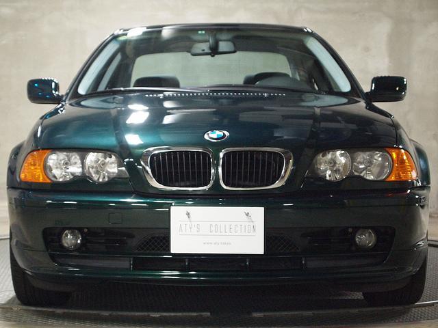 BMW 318Ci 走行1.8万キロ 左ハンドル 5MT サンルーフ ノーマル車