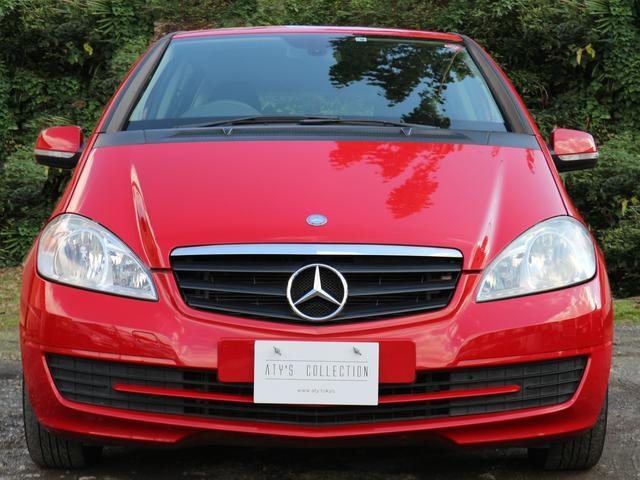メルセデス・ベンツ Aクラス A170 ディーラー車 右ハンドル CD 車検整備付 実走行37,610キロ 新品タイヤ4本プレゼント