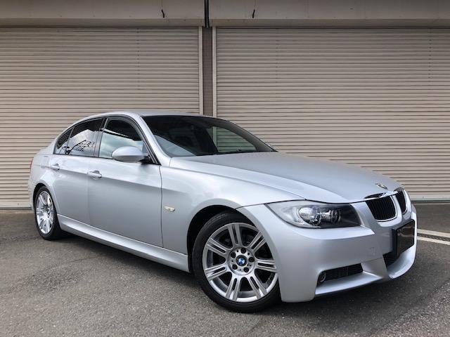 BMW 320i Mスポーツパッケージ Pスタート 走行51000