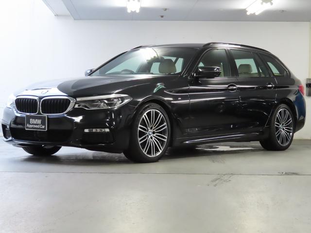 BMW 523iツーリング Mスポーツ ハイラインパッケージ