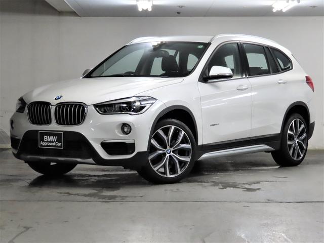 BMW X1 sDrive 18i xライン Xライン コンフォートPA リヤゲート電動