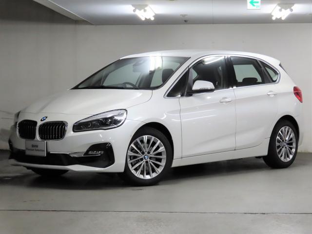 """BMW 2シリーズ 218iアクティブツアラー ラグジュアリー LUXURY セーフティーパケージ パーキングサポートコンフォート パッケージ  17"""" アロイホイール"""