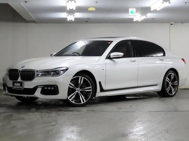 BMW 740Ld xDrive Mスポーツ