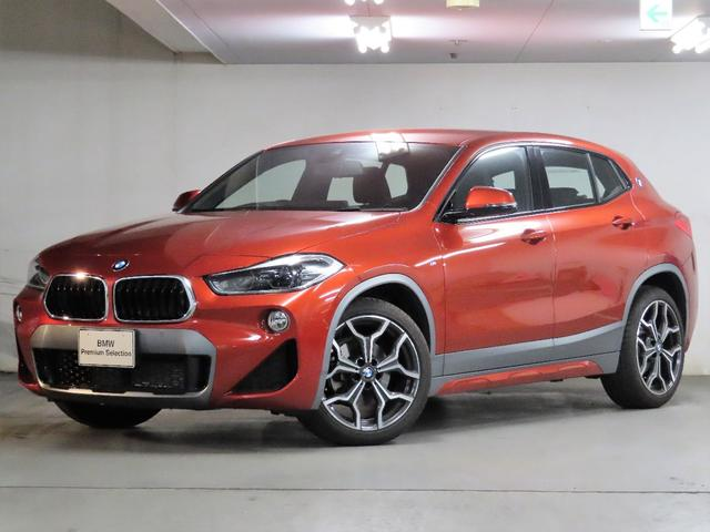 BMW xDrive 18d MスポーツX コンフォート パッケージ 電動シート付
