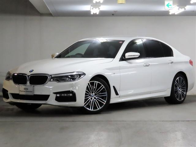 BMW 530i Mスポーツ ハイラインパッケージ Mスポーツ 黒レザーシート シートヒーター 衝突軽減