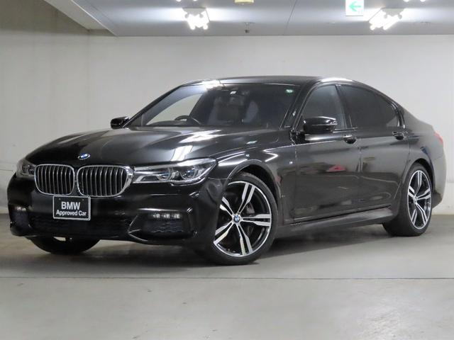 BMW 7シリーズ 740i Mスポーツ Mスポーツ 20インチホイール