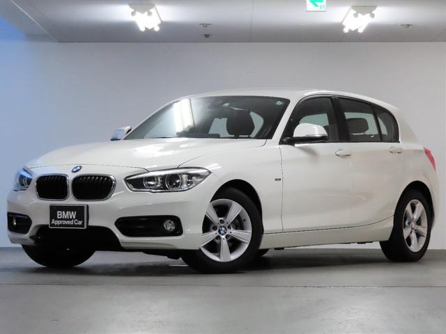 BMW 118i スポーツ sport 衝突被害軽減ブレーキ 車線逸脱警告 純正ナビ バックカメラ ETC Bluetooth