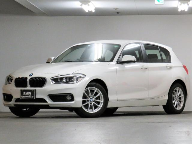 BMW 1シリーズ 118i パーキングサポートパッケージ プラスパッケージ 純正ナビ ETC バックカメラ Bluetooth