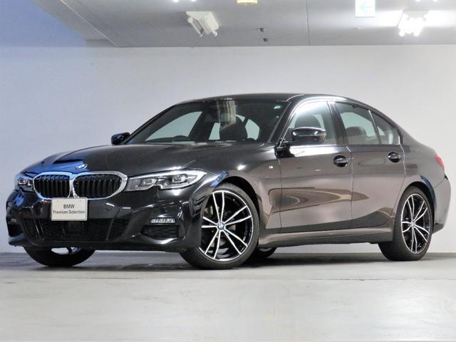 BMW 320d xDrive Mスポーツ ブラックレザー シートヒーター コンフォートパッケージ オートトランク 19インチAW ステアリングサポート ACC 衝突被害軽減ブレーキ
