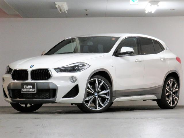 BMW X2 xDrive 18d MスポーツX Mスポーツ