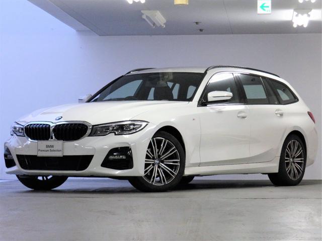 BMW 318iツーリング Mスポーツ コンフォートパッケージ 18インチAW ステアリングサポート ACC 衝突被害軽減ブレーキ