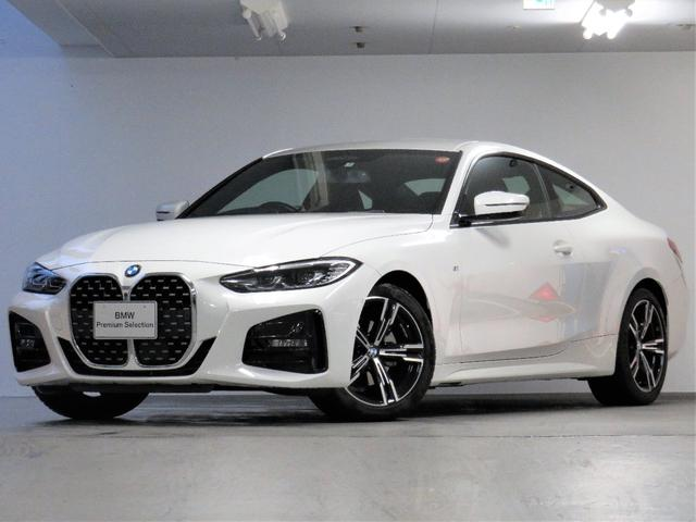 BMW 4シリーズ 420iクーペ Mスポーツ ブラックレザー シートヒーター オートトランク 後退アシスト パーキングアシスト アクティブクルーズコントロール