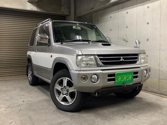 パジェロミニ(三菱) サウンドビートエディションVR 中古車画像
