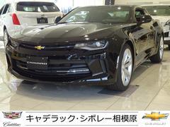 シボレー カマロLT RS 2018モデル新車未登録 プレオーダー車