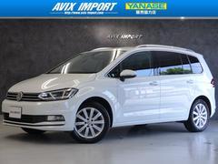 VW ゴルフトゥーランTSIハイライン 1オーナー ナビ TV Bカメラ ACC