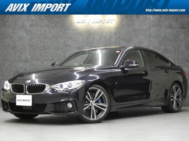 BMW 435iグランクーペ Mスポーツ ドライビングアシスト 赤革 ナビ 地デジ Bカメラ PDC ACC パワーシート ヒーター ダイナミックパフォーマンス コンフォートアクセス パワートランク キセノン REMUSマフラー 19AW