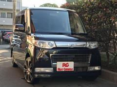 タントカスタムX 4WD 電動スライド/ナビ/バックカメラ/HID