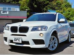 BMW X3xDrive 20dBP MスポーツP HDDナビ フルセグ