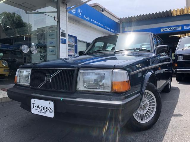 ボルボ 240 GL TACK