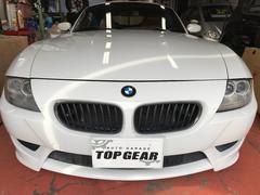 BMW Z4Mクーペ・レカロ・車高調・サクラムマフラ18インチ