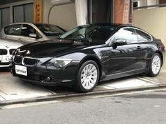 BMW630i ワンオーナー・革・Gルーフ・ナビ・ETC