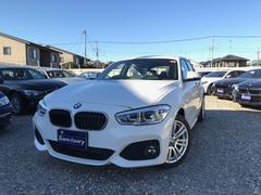BMW118d Mスポーツ 登録済未使用車