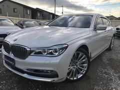 BMW740d xDrive エクセレンス