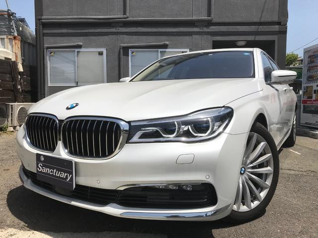 7シリーズ(BMW)750Li 中古車画像