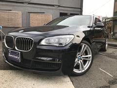 BMWアクティブハイブリッド7Mスポーツ サンルーフ ACC