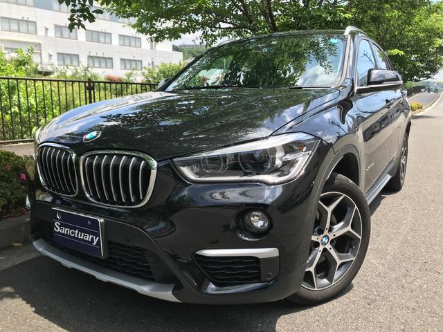 BMW xDrive 18d xライン ACC 地デジ