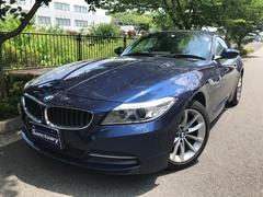 BMW Z4sDrive20i ハイラインパッケージ 黒レザー Pシート