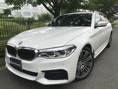 BMW530iツーリング Mスポーツ サンルーフ ACC LED