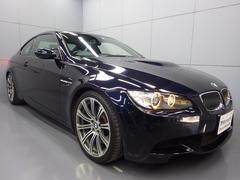BMWM3クーペ ブラックレザーシート
